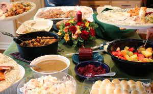 Beware Holiday Fat - Tips for a Healthy(ish) Holiday