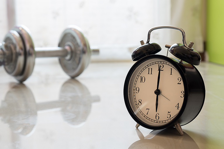 Should I Workout in the Morning or Night?